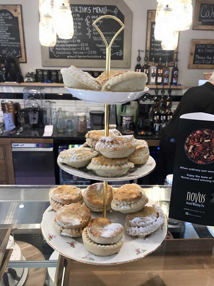 Lunch, afternoon teas and breakfasts at Torworth Grange cafe and Restaurant